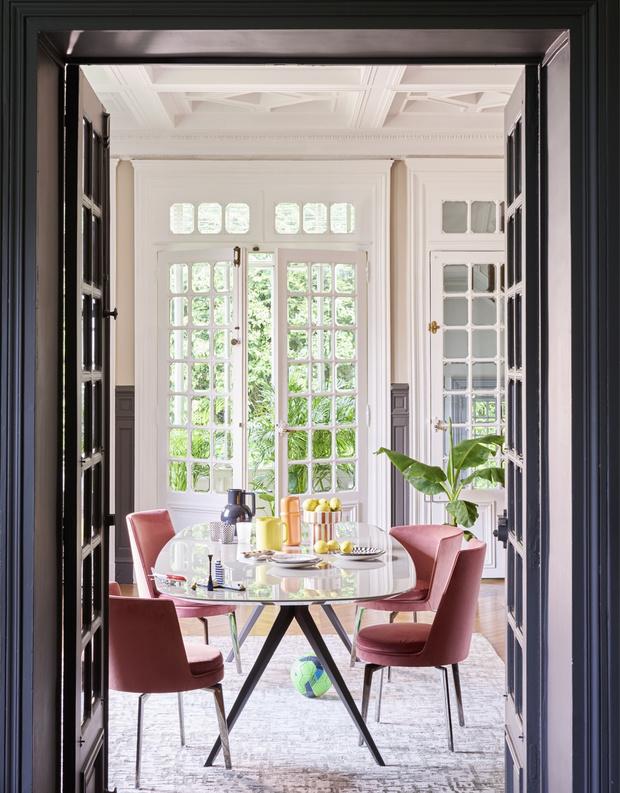 Фото №6 - Дом в предместье Парижа для семьи с тремя детьми