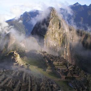 Фото №1 - Перуанцы на страже добра предков
