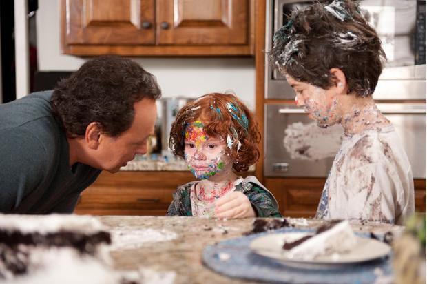 Фото №3 - Твердая отцовская рука: 7 способов наказать ребенка без ремня