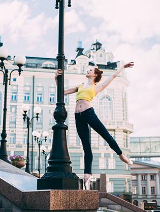 Фото №17 - Балерины Большого театра в специальной фотосессии