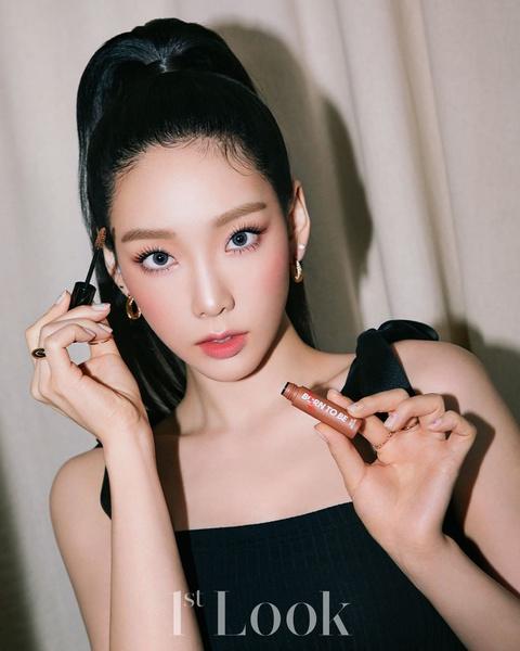Фото №1 - Тэён из Girls' Generation рассказала про свою утреннюю бьюти-рутину