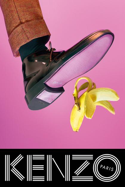 Рекламная кампания Kenzo осень-зима 2013/14