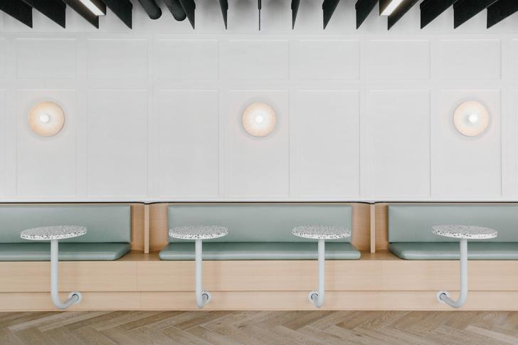 Фото №4 - Офис в светлых тонах в Нью-Йорке