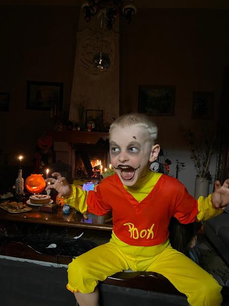 Фото №10 - Мой крошка-озорник: голосуем за самое милое детское фото!