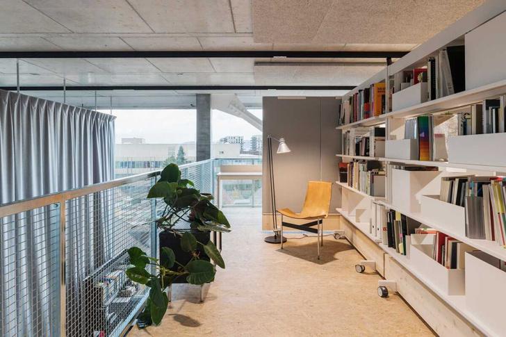 Фото №10 - Танцующий офис: студия дизайнера Стефана Хюрлеманна