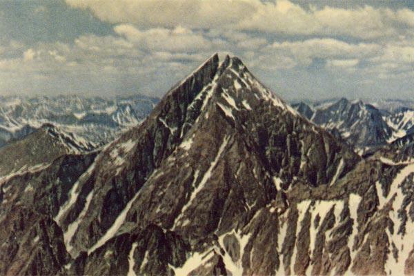 Фото №1 - Ледники Кодара