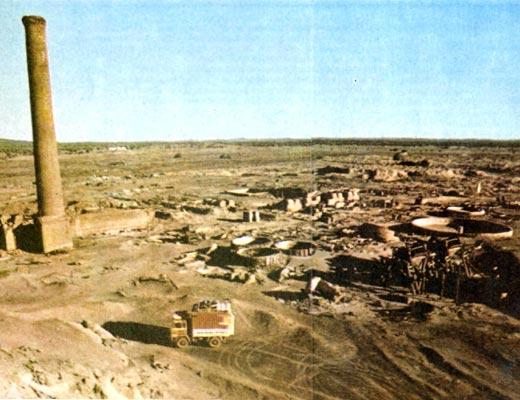 Фото №1 - Урановый бум в Ямбилууне