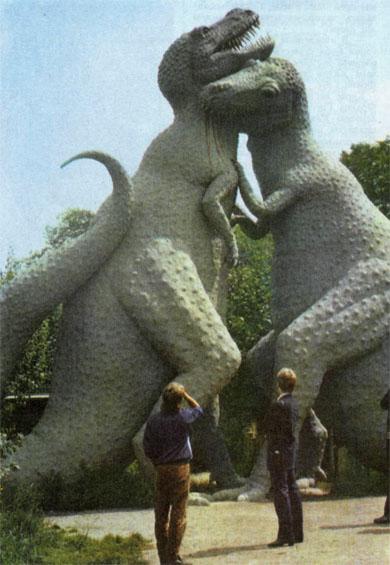 Фото №2 - Динозавры возвращаются