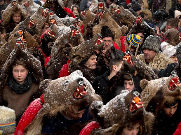 Фото №17 - Волшебные флаконы: чем пахнет Новый год в разных странах