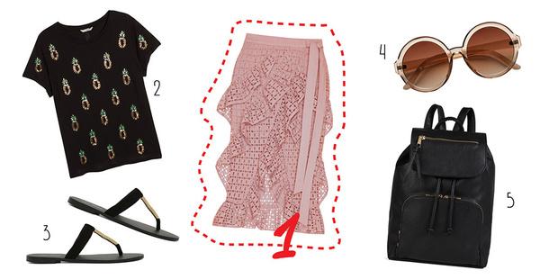 Фото №3 - С чем носить юбку с воланами