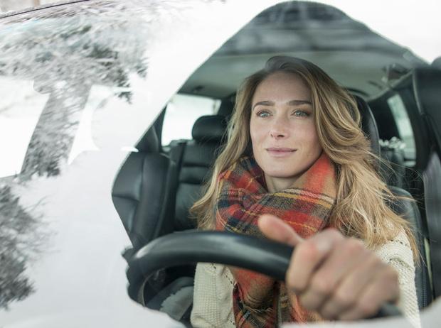 Фото №1 - Экстремальное вождение: о чем нужно помнить зимой за рулём