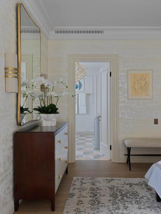 Фото №9 - Американская классика для квартиры в Москве 155 м²
