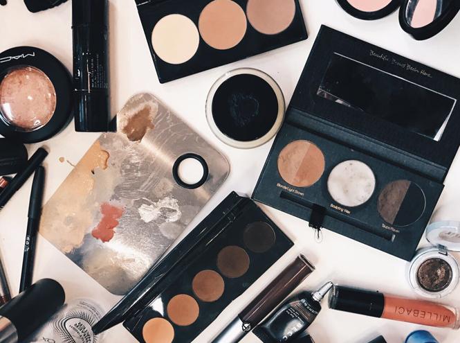 Фото №3 - Как повторить макияж от Елены Крыгиной с показа Александра Терехова