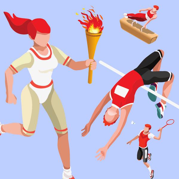 Фото №1 - Тест: Какой олимпийский вид спорта тебе подходит?