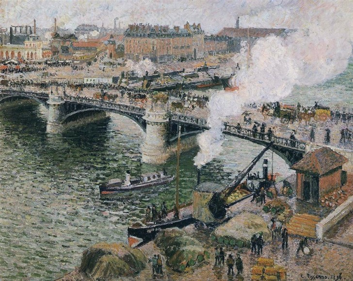 Фото №4 - Путешествие-впечатление: Франция глазами импрессионистов