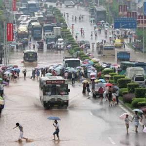 Фото №1 - Китай залило водой