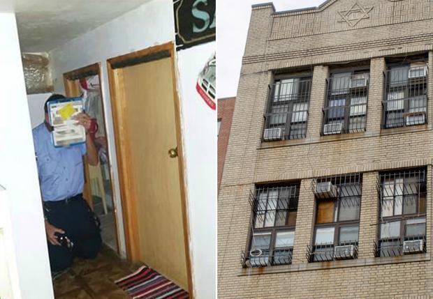 Фото №1 - В Нью-Йорке арестовали местного жителя, который сделал из небольшой квартиры 11 квартир под аренду (фото)