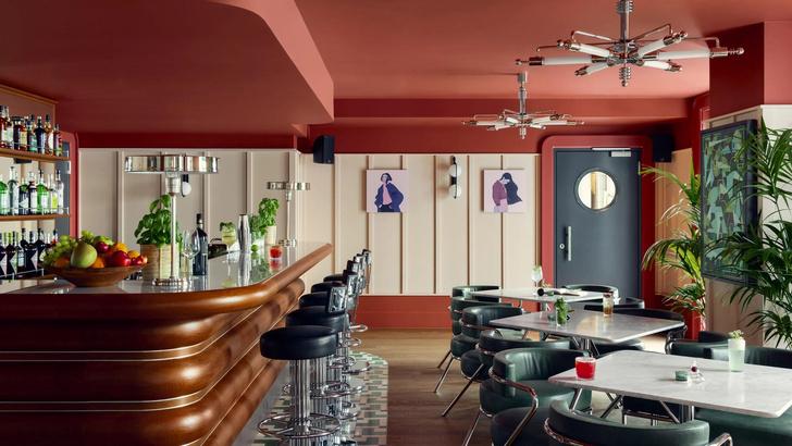 Фото №1 - Апарт-отель в Германии в духе раннего модернизма
