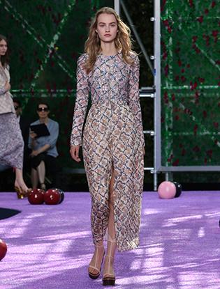 Фото №43 - Неделя Высокой моды в Париже: Dior Couture AW2015/16