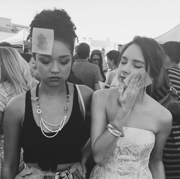 Фото №16 - Звездный Instagram: Teen Choice Awards 2015