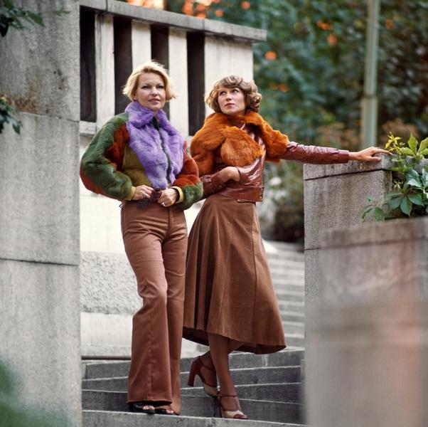 Фото №11 - Когда наши женщины стали носить брюки, кто превратил Брежнева в дэнди: тайное закулисье советской моды