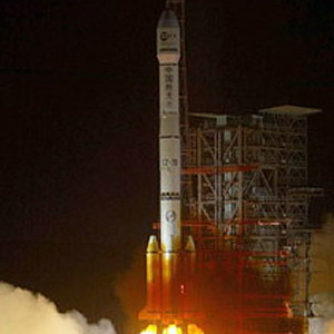 Фото №1 - Китай запустил спутник связи для Нигерии