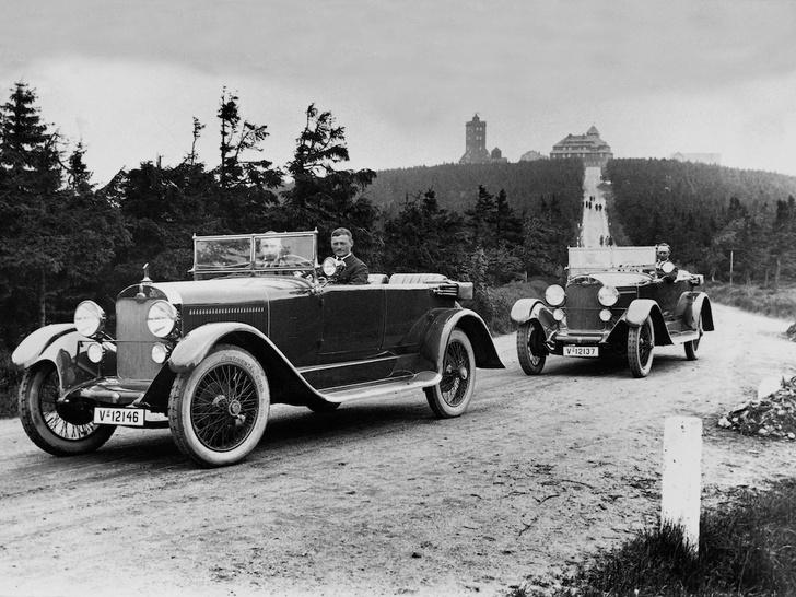 Фото №3 - Упрямый характер: история и современность марки Audi