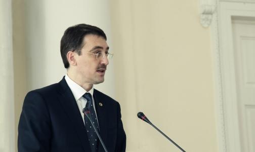 Фото №1 - Экс-глава комздрава возглавит федеральный институт в Петербурге