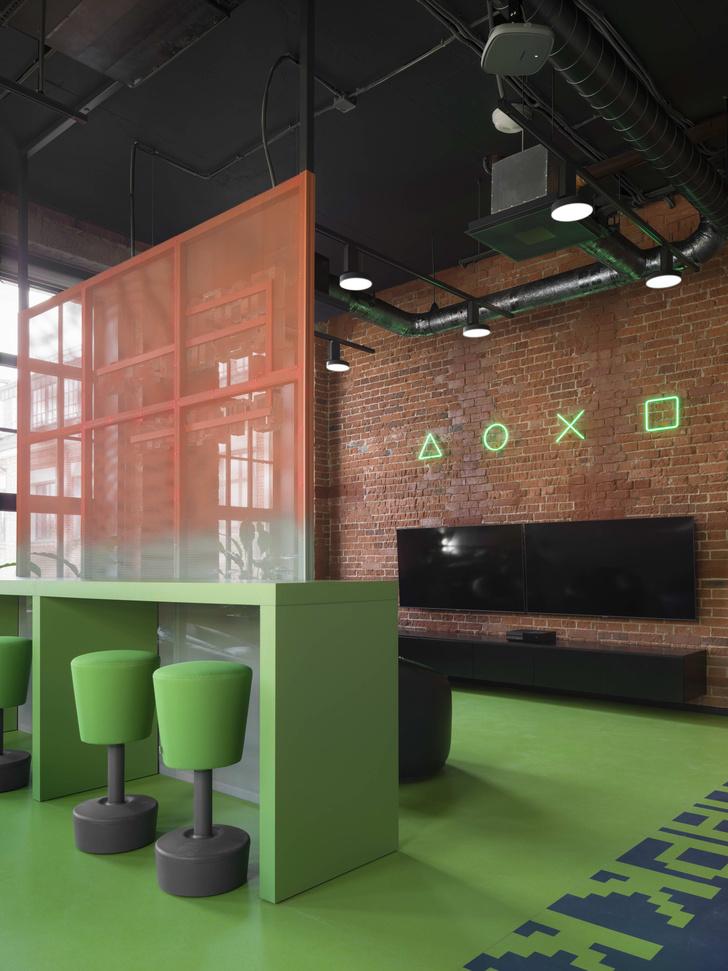 Фото №15 - Digital-интерьер для офиса IT-подразделения банка