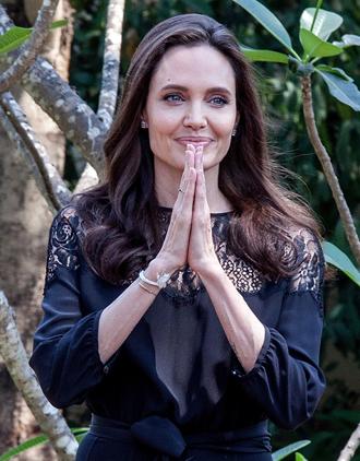 Фото №16 - Анджелина Джоли начинает удивлять
