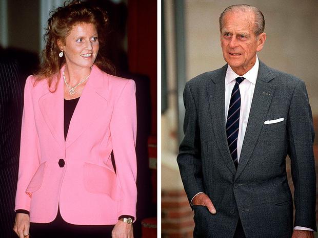 Фото №1 - О чем принц Филипп предупреждал Сару Фергюсон, когда она стала частью королевской семьи
