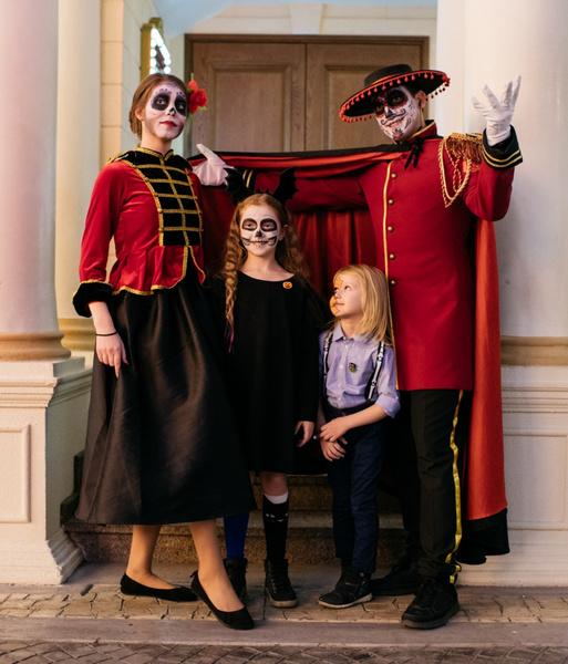 Фото №4 - Странные дела, привидения и мистический ЗАГС: Хэллоуин в детской стране профессий