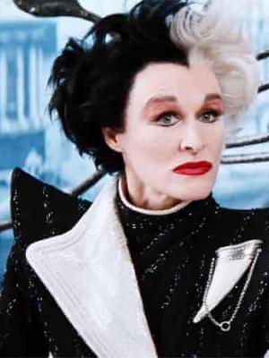 Гленн Клоуз в фильме «101 далматинец», 1996 года