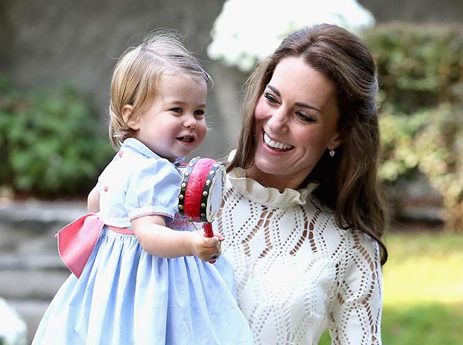 Фото №22 - Принцесса Шарлотта Кембриджская: второй год в фотографиях
