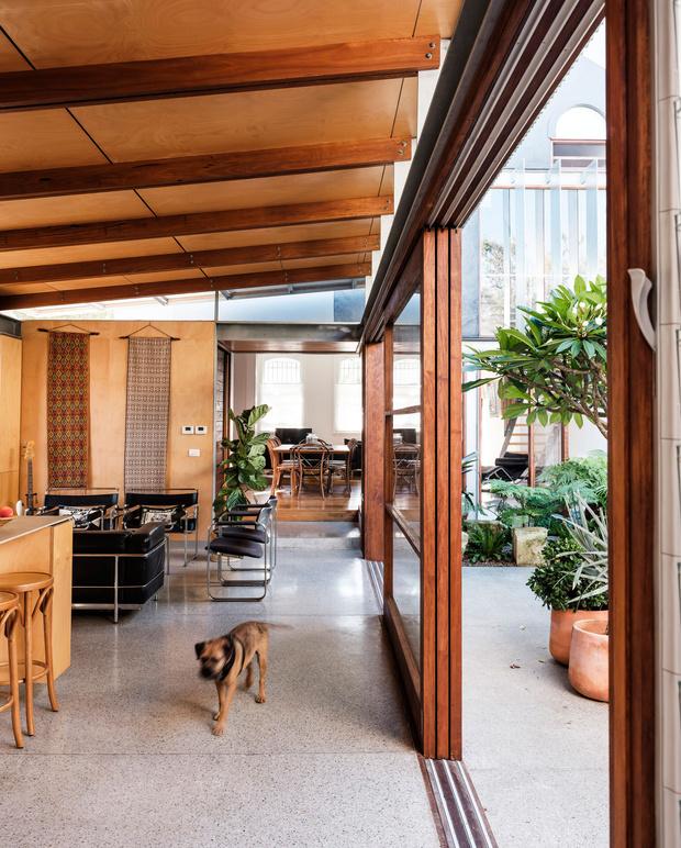 Фото №4 - Дом-трансформер в пригороде Сиднея
