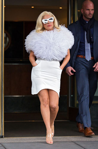 Фото №32 - Как Леди Гага стала настоящей леди (и почему она больше не королева эпатажа)