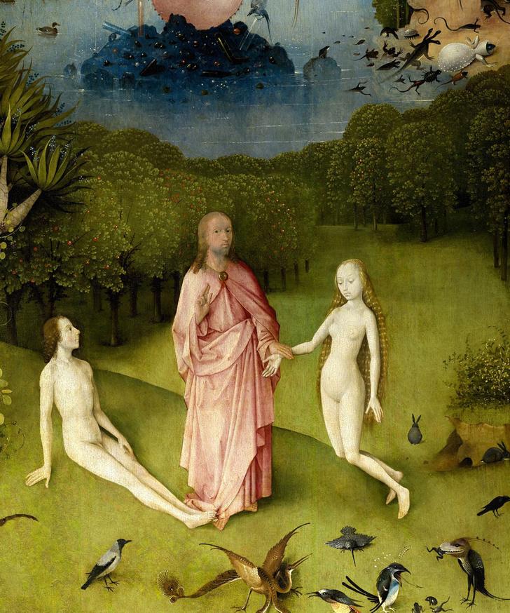 Фото №2 - 10 символов, зашифрованных в картине «Сад земных наслаждений»
