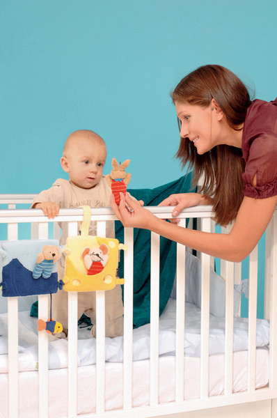 Фото №3 - Первые шаги: 7 упражнений, чтобы малыш быстрее пошел сам