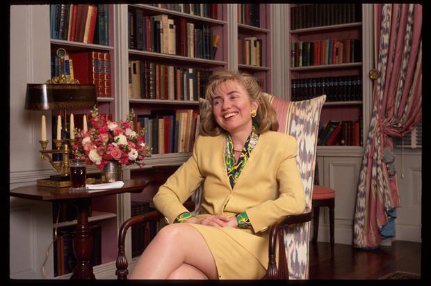 Фото №7 - Малоизвестная Хиллари Клинтон: 5 фактов из жизни бывшей Первой леди