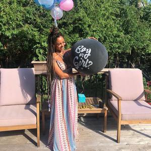 Фото №1 - Ванесса Морган из «Ривердейла» объявила о беременности и раскрыла пол будущего ребенка