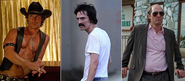 Фото №4 - 5 актеров, которые могут измениться до неузнаваемости ради роли