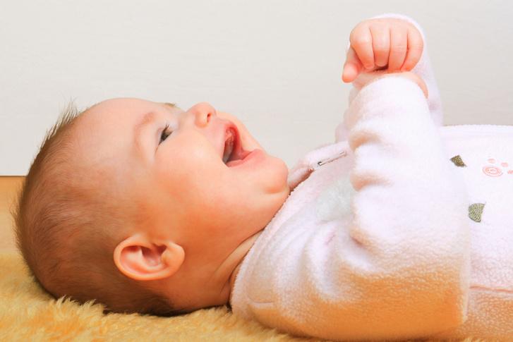 Фото №1 - Ученые обнаружили сходство между смехом детей и шимпанзе