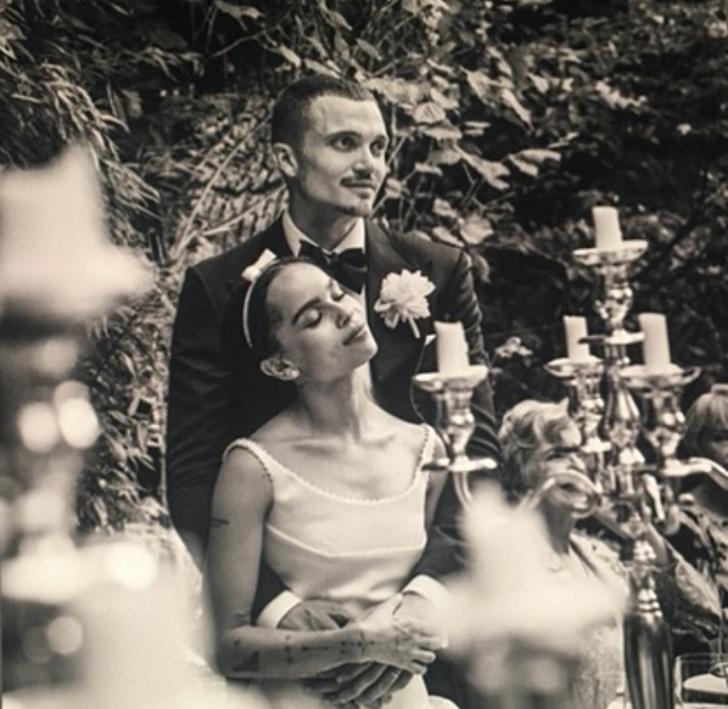 Фото №1 - Зои Кравиц разводится спустя всего 18 месяцев в браке