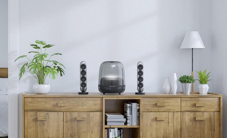 Фото №7 - Обновленная акустическая система Harman Kardon SoundSticks 4