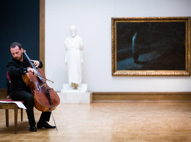 Фото №3 - Третьяковская галерея закружится в ритмах музыки
