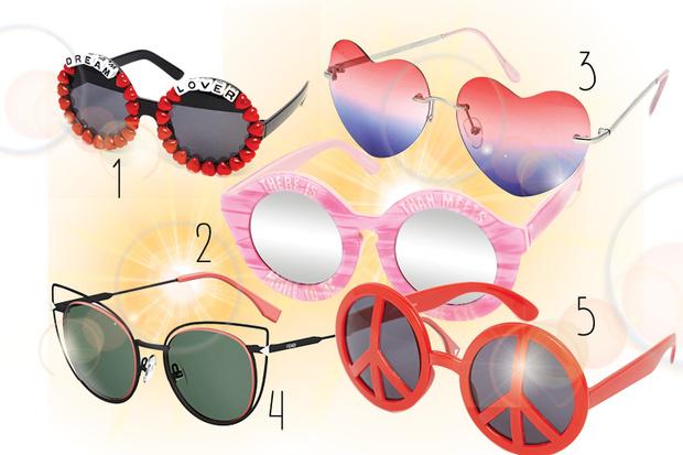 Фото №1 - Топ-15: Необычные очки