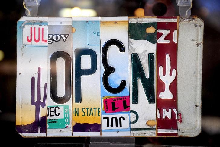 Фото №1 - Что в номере тебе моем: краткая история автомобильных регистрационных знаков