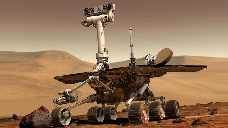 Фото №1 - В NASA сообщили о завершении работы марсохода Opportunity