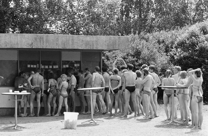 Фото №7 - Как спасались от жары в СССР (ностальгическая галерея)