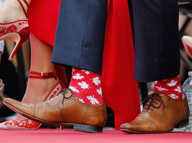 Фото №3 - Джастин Трюдо и его «носочная дипломатия»